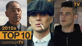 Top 10 Crime TV Series of the 2010s