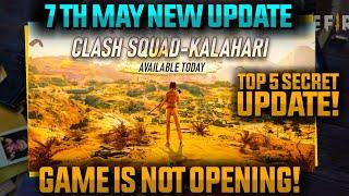 தரமான Free Fire TOP 5 SECRET UPDATE Tricks Tamil | GAME IS NOT OPENING !! - Garena Free Fire