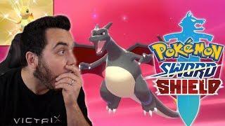 SUPER FAST SHINY CHARIZARD! Epic Shiny Charmander in Pokemon Sword and Shield