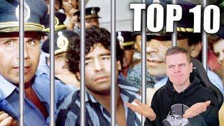 TOP 10 VOETBALLERS DIE IN DE GEVANGENIS HEBBEN GEZETEN!