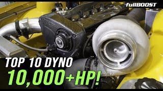 Top 10 dyno power runs 2019   fullBOOST