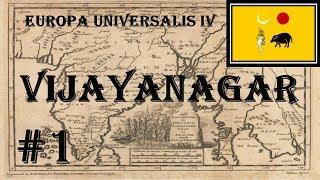 Europa Universalis 4 - Golden Century: Vijayanagar #1