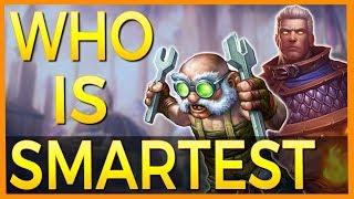 Top 10 Most Intelligent Races In World of Warcraft