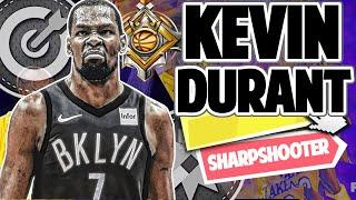 HOW TO MAKE KEVIN DURANT BUILD ON NBA 2K21 | TOP 2 KEVIN DURANT BUILDS |  | 6'10 SHARPSHOOTER