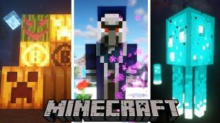 Top 10 Minecraft Mods Of The Week | Carve My Pumpkin, Corrupted Land, Realistic Bees and More!