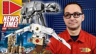 LEGO Summer 2020 Sets + New AT-AT!   BtB NEWS TIME