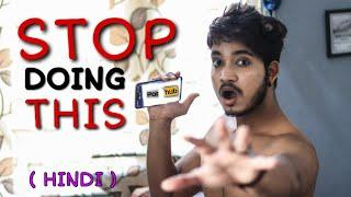 4 Things ALL GUYS Should STOP DOING Right NOW! Hindi