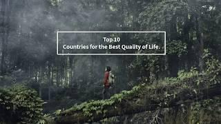 Top 10 Countries for the best Quality of Life (United Nations) - Y-Axis Overseas Careers