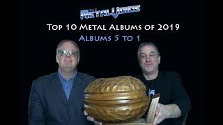 Top 10 Best Metal Albums of 2019-Part 2 (Albums 5 to 1)-The Metal Voice com