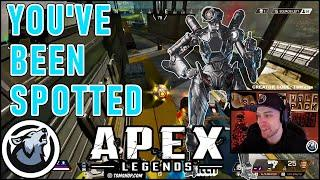 VISS w/ CJ ANDERSON YOU'VE BEEN SPOTTED! APEX LEGENDS SEASON 3