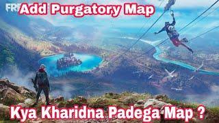 Finally Add Purgatory Map In Rank Mode || Ab Hoga Ping Problem ? Kya kare ,Full Details