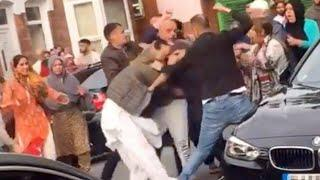 Most Brutal Street Fight Knockout !