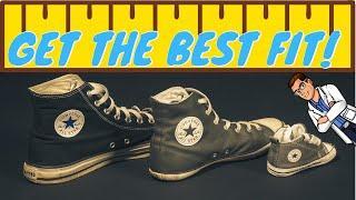 How To BEST Measure Shoe Size [Foot Size & Width] Kids & Adults!