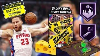 GALAXY OPAL BLAKE GRIFFIN MYTEAM NBA 2K20 -  *HE'S A 6'10 POINT GUARD*