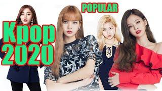 Top 10 Most Popular K-pop Girl Groups 2020