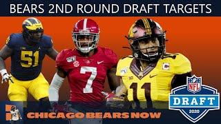 Bears Rumors: 10 Players Chicago Can Target In Round 2 Of The NFL Draft Ft Cesar Ruiz & Trevon Diggs