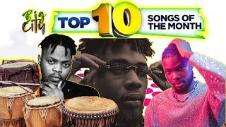 Top 10 Songs Of The Month | March | April | May | June | July  2021 | BigCity |