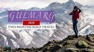 Gulmarg - Traveling to Kashmir After Abrogation of Article 370 as a Solo Tourist - E02