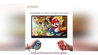 """TOP 14 15.6""""  Gaming mointor Touch MonitorPortable Monitor Touchscreen  Slimmest 10-Point Touch for"""