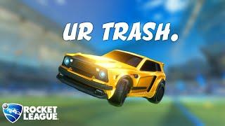 I recorded every toxic Rocket League player I encountered for 3 months