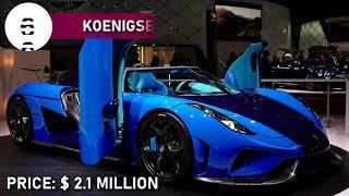 Top 10 Expensive Cars in the Word (2020)