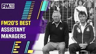 FM20 Best Assistant Managers | Football Manager 2020 The best Assistant managers |
