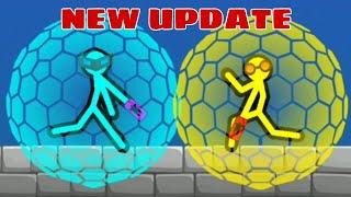 New Weapon: Cards | Supreme Duelist Stickman New Update