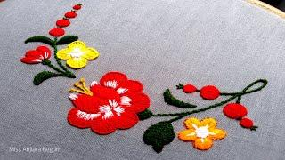 Hand Embroidery for Life,Embroidery for Pillow,Cushion,Table cloth,Sofa Cover Decoration-143