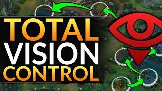How Challengers MASTER VISION CONTROL - INSANE Tips and Tricks EVERYONE Must Know - LoL Guide