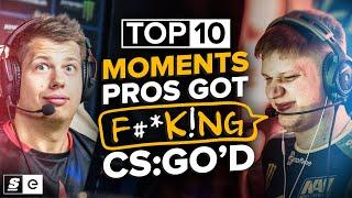 The Top 10 Times CS:GO Glitches F@#ked over the Pros