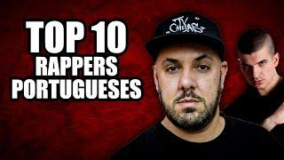 Top 10 Rappers Portugueses