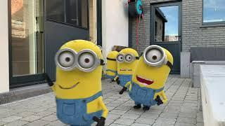 Animated Among Us Guys, funny Minions and Fall Guys in Top 10 compilation Video.