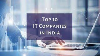 Top 10 Information technology(IT) companies in India 2020