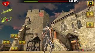 New Ninja Samurai Assassin Hero Part-2 | Amazing Ninja Hero Android GamePlay | By Game Crazy