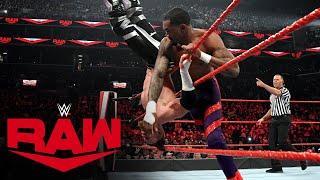 Seth Rollins & Murphy vs. The Street Profits – Raw Tag Team Title Match: Raw, March 2, 2020
