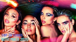 Top 20 Songs: November 2020 (11/21/2020) I Best Billboard Music Chart Hits