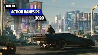 TOP 10 ACTION GAMES FOR PC 2020
