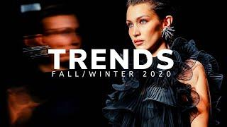 TOP 10 FALL/WINTER 2020-2021 TRENDS