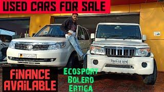 Well Condition Cars For Sale #Bolero# Safari Storme#Ertiga#Ecosport