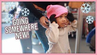 Guess Where We're Going?! | MOM VLOG