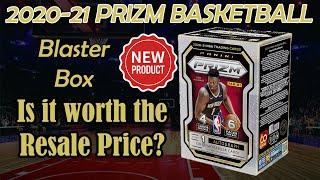 2020-21 Prizm Basketball Blaster Box - Is it worth the resale prices? Retail Review!
