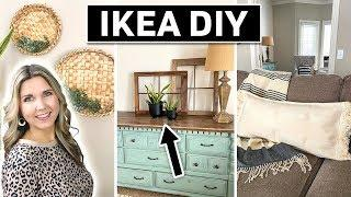DIY IKEA HACKS - Home Decor on a Budget 2020