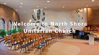 North Shore Unitarian Church Sunday Service 3.14.21 - Youth Led Service - We'll Get There Together