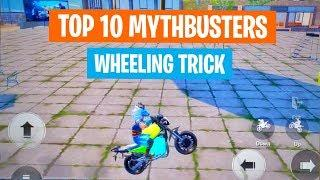 Top 10 Mythbusters in PUBG MOBILE   PUBG myths part - 4