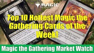 MTG Market Watch Top 10 Hottest Magic Cards of the Week: Torpor Orb and More