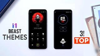 MIUI 11 Top 3 Secret Best Themes | (NO ROOT) Change Whatsaap & Call UI Most Exclusive THEMES MIUI