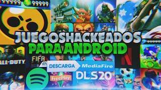 NUEVO! TOP 30 MEJORES JUEGOS HACKEADOS para Android ! MEDIAFIRE | Febrero Actualizados 2020