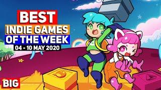 Top 10 BEST NEW Indie Games of the Week: 04 - 10 May 2020