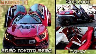 New Toyota Sera 2020 | India's Best Modification | MAGNETO 11