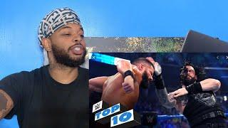 WWE Top 10 Friday Night SmackDown moments: Jan. 17 2020 | Reaction